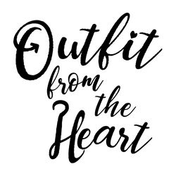 Outfit From The Heart